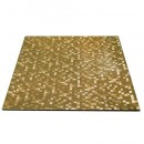 ChargeIt by Jay Gold Mosaic Square Charger Plate 12""